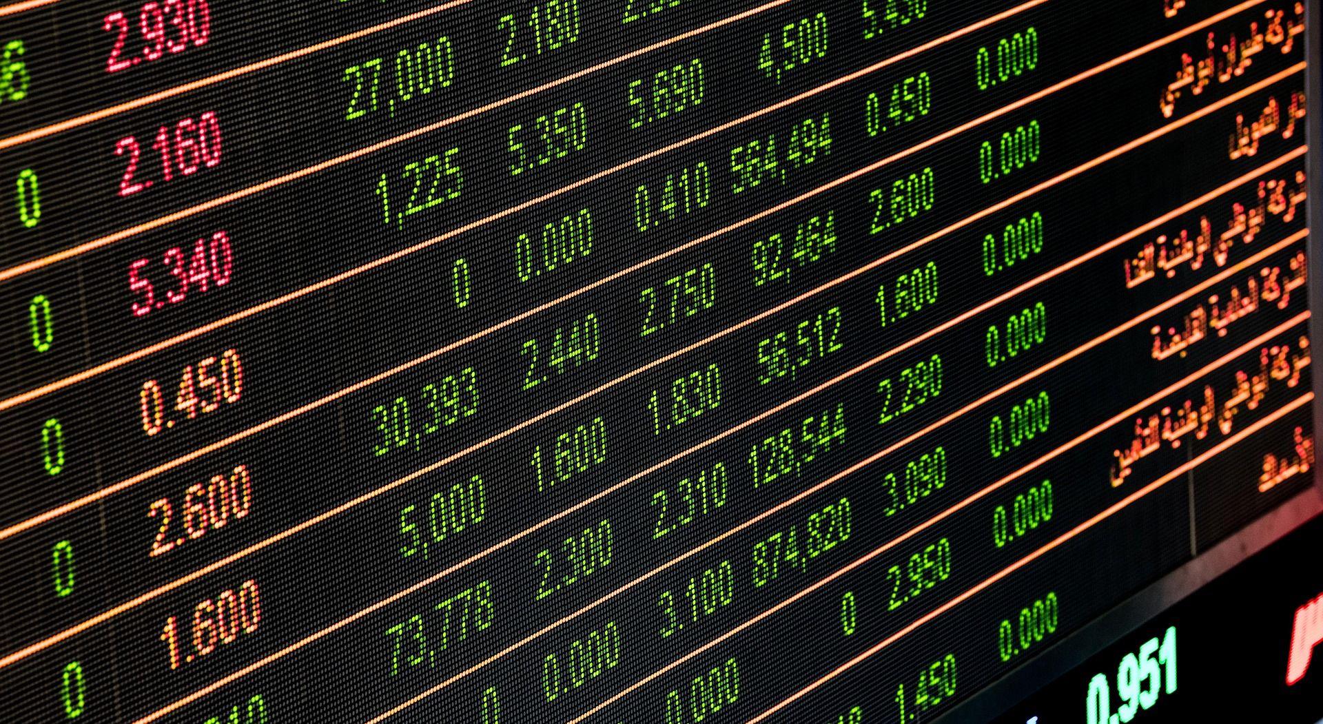 Технический анализ фондовых рынков
